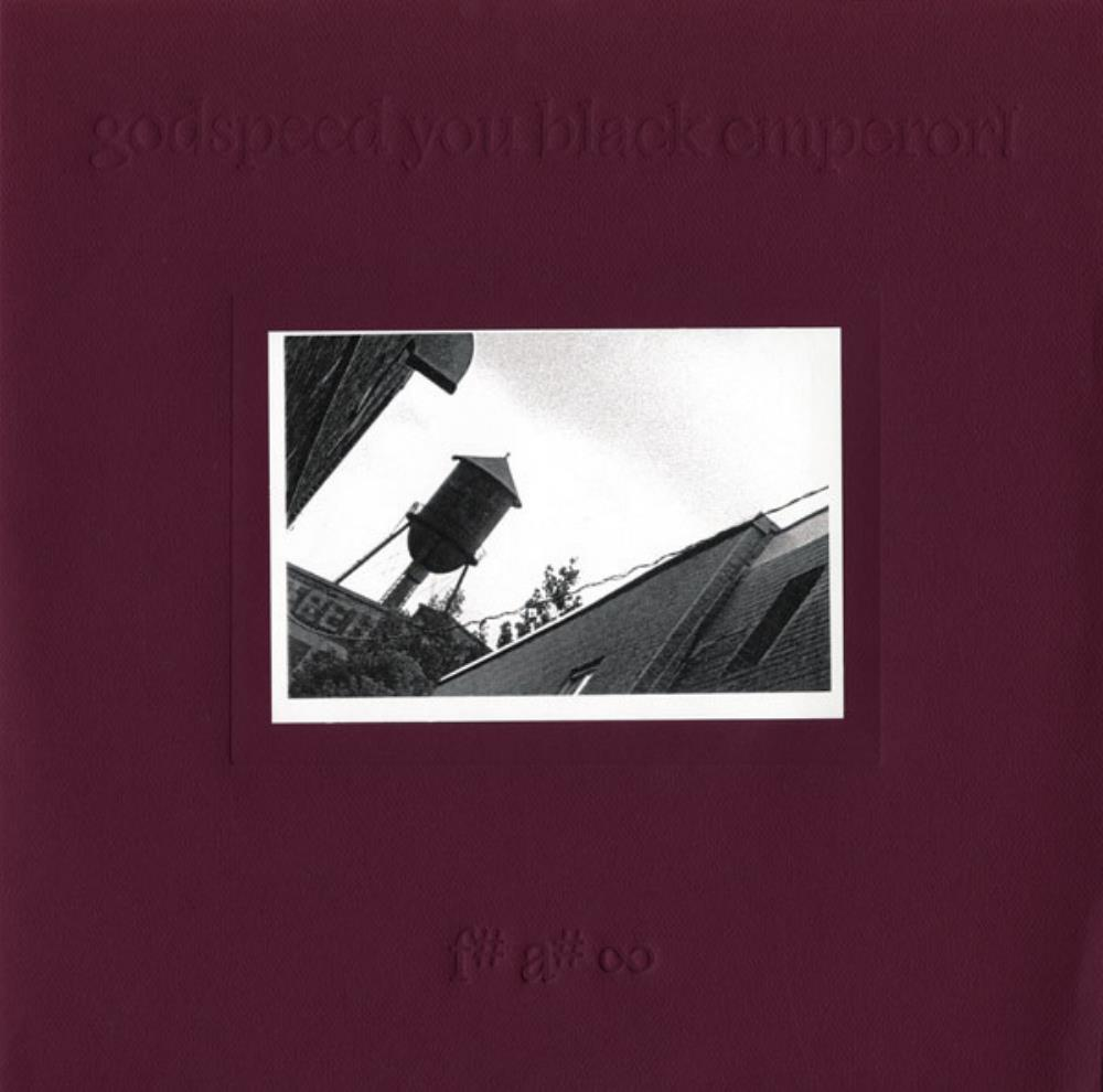 F# A# ∞ by GODSPEED YOU! BLACK EMPEROR album cover