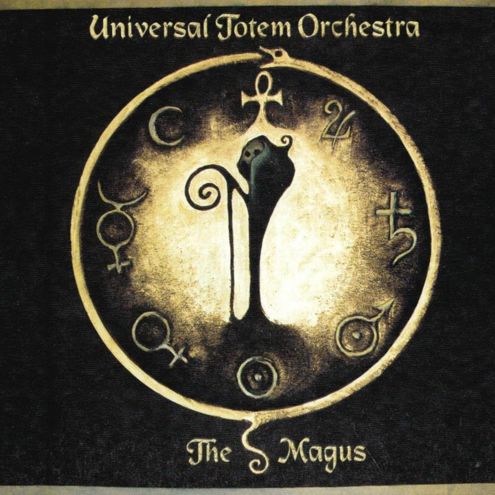 Universal Totem Orchestra - The Magus CD (album) cover