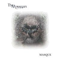 The Morrigan - Masque CD (album) cover