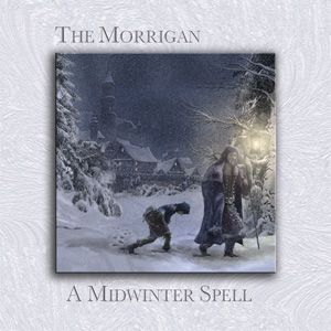 The Morrigan - A Midwinter Spell CD (album) cover