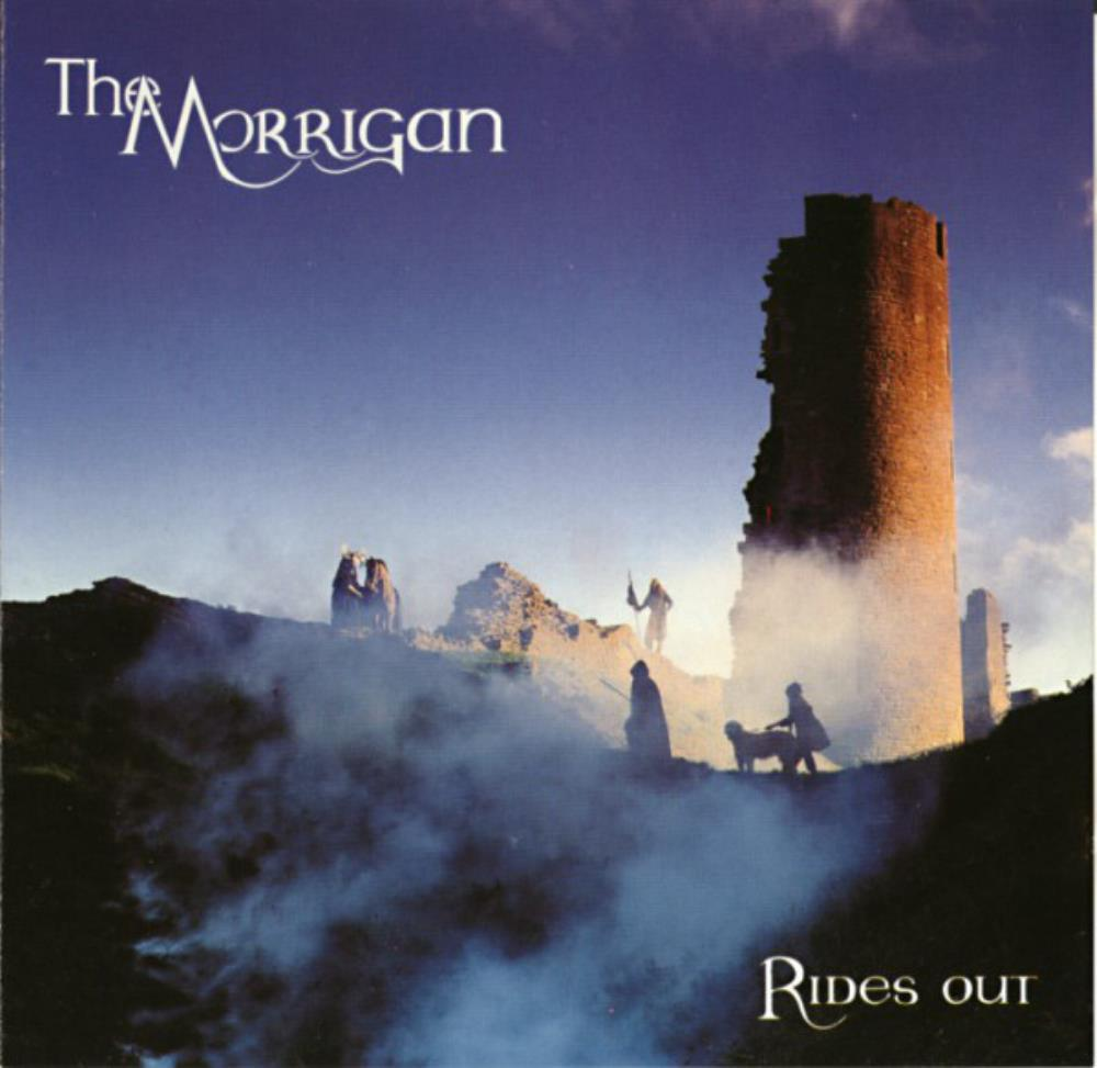 Rides Out by MORRIGAN, THE album cover
