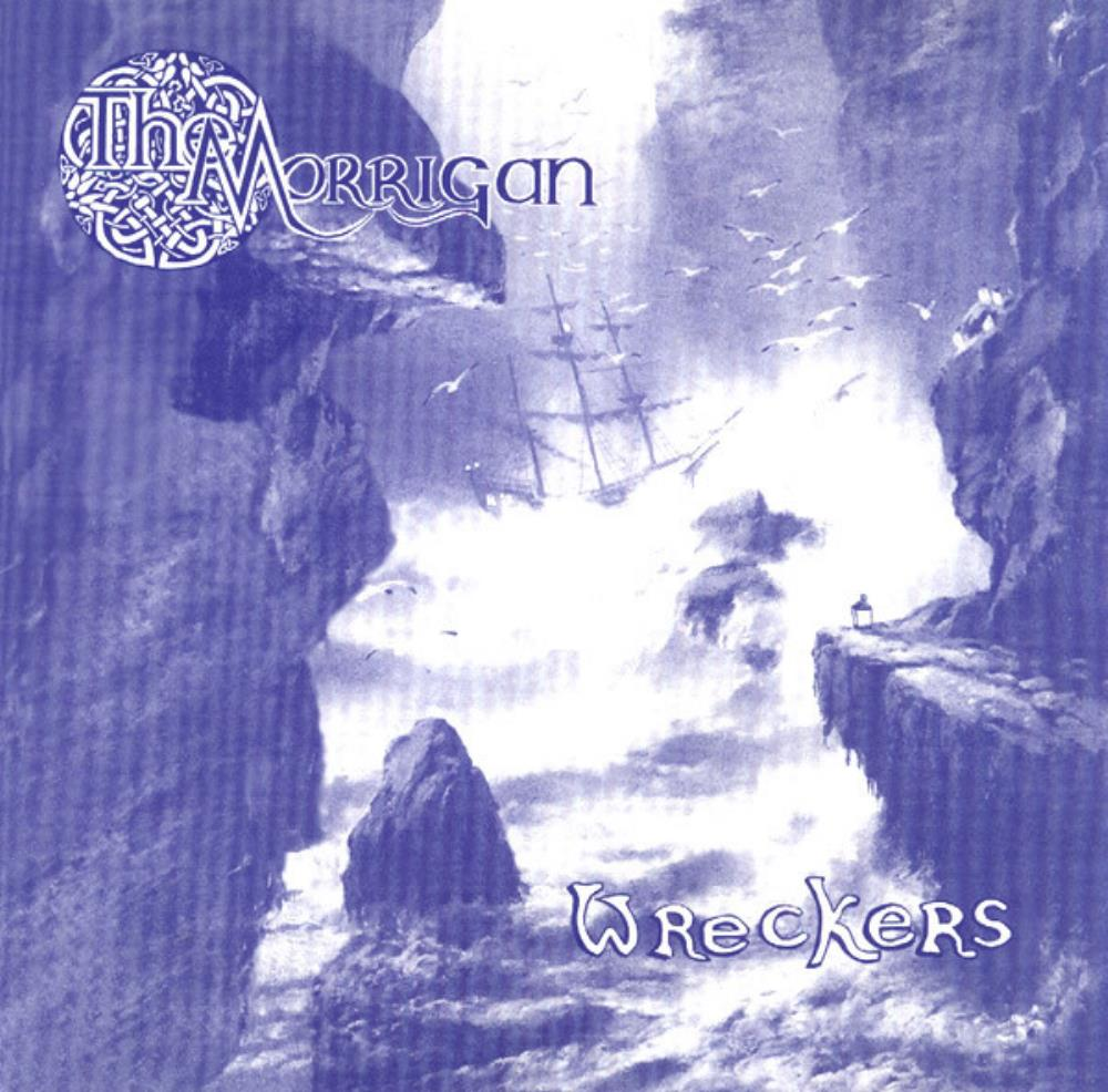 The Morrigan - Wreckers CD (album) cover