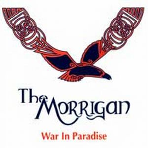 The Morrigan War In Paradise album cover