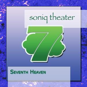 Soniq Theater - Seventh  Heaven CD (album) cover