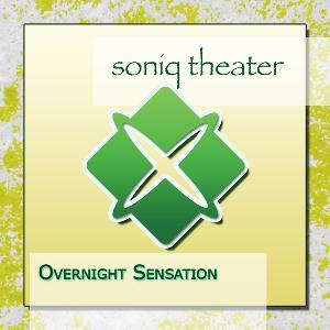 Soniq Theater - Overnight Sensation CD (album) cover