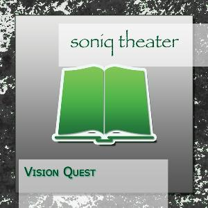 Soniq Theater - Vision Quest CD (album) cover