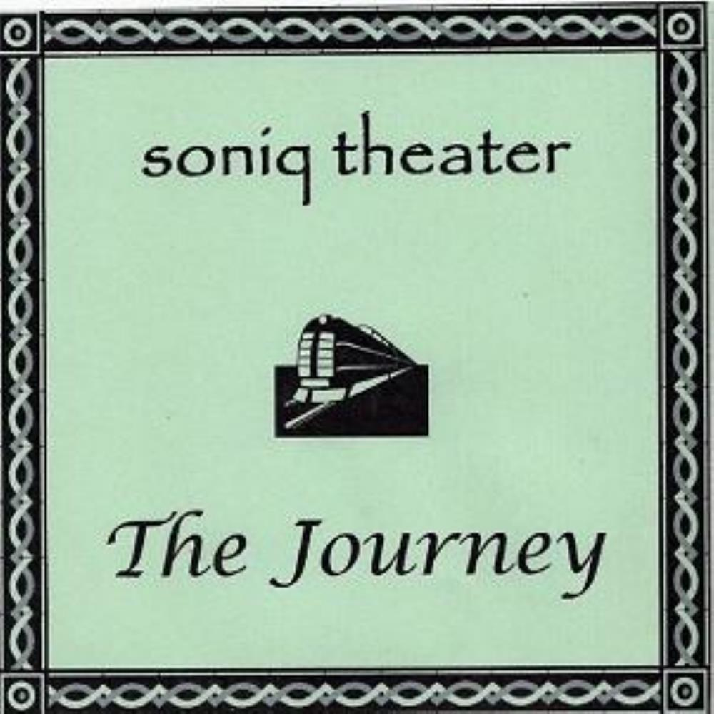 The Journey by SONIQ THEATER album cover