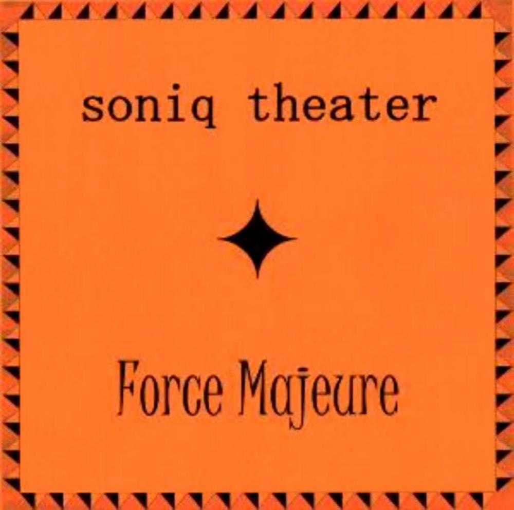Soniq Theater - Force Majeure CD (album) cover