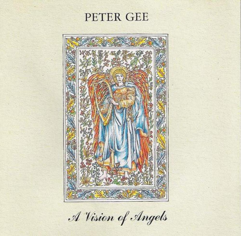Peter Gee A Vision Of Angels album cover