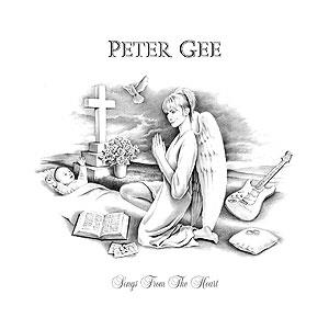 Peter Gee Songs From The Heart album cover