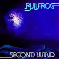 Bullfrog - Second Wind CD (album) cover