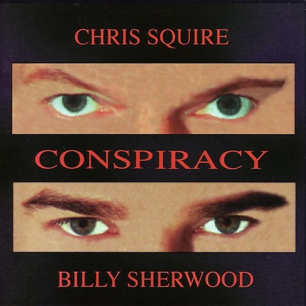Conspiracy Conspiracy album cover
