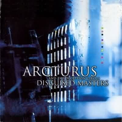 Arcturus Disguised Masters album cover