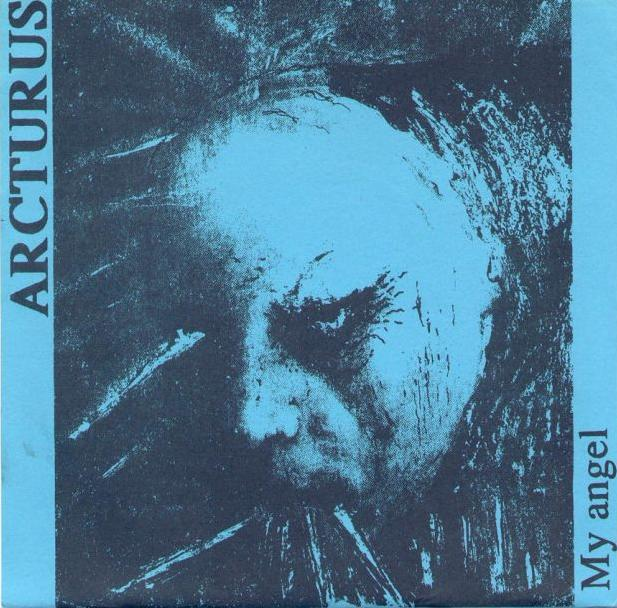 My Angel (vinyl) by ARCTURUS album cover