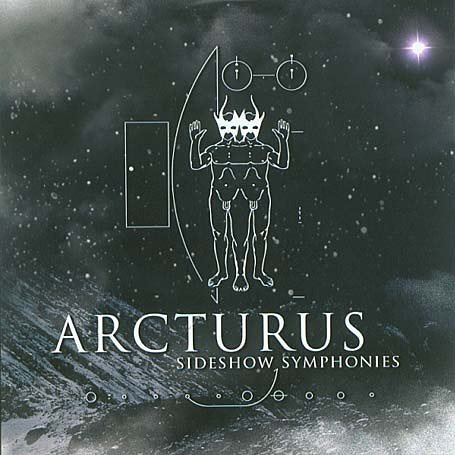 Sideshow Symphonies by ARCTURUS album cover