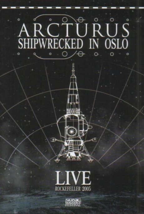 Shipwrecked in Oslo by ARCTURUS album cover
