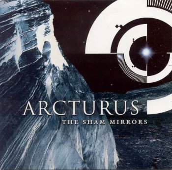Arcturus - The Sham Mirrors CD (album) cover