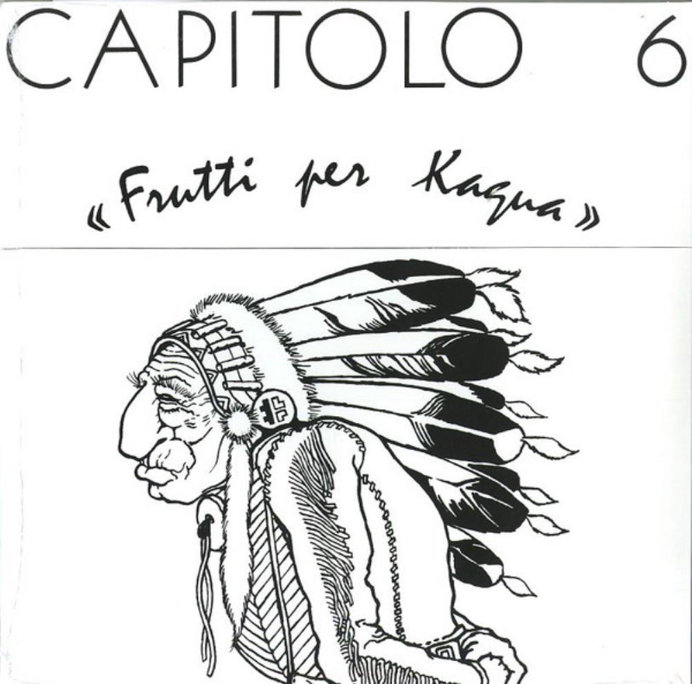 Frutti Per Kagua by CAPITOLO 6 album cover