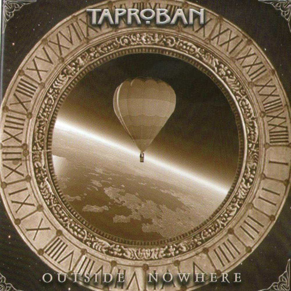 Taproban - Outside Nowhere CD (album) cover