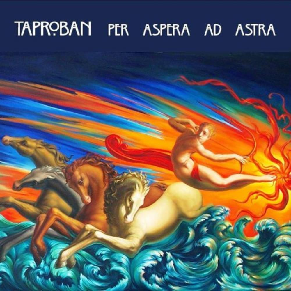 Per Aspera Ad Astra by TAPROBAN album cover