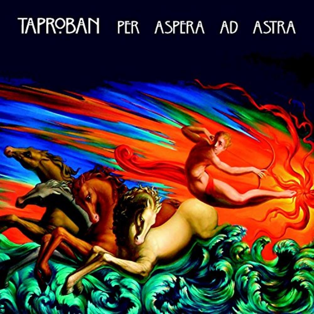 Taproban - Per Aspera Ad Astra CD (album) cover