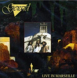 Gerard - Live in Marseille CD (album) cover