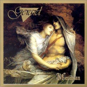 Gerard - Meridian CD (album) cover