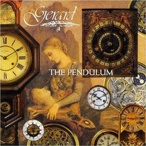 Gerard - The Pendulum CD (album) cover