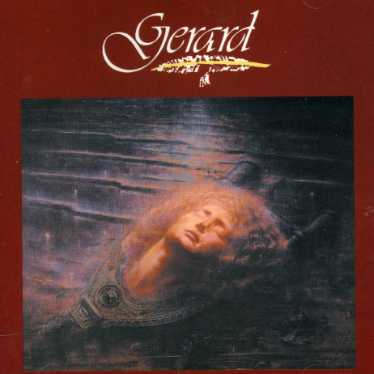 Gerard - Gerard CD (album) cover