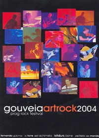 Periferia Del Mondo Gouveia Art Rock 2004 album cover