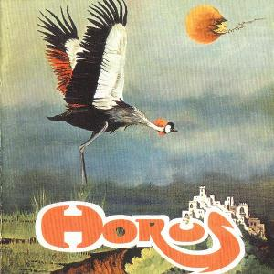 Horus - Stelle di Battaglia CD (album) cover