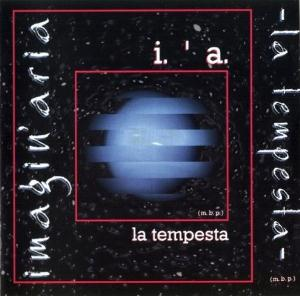 Imagin'Aria - La Tempesta  CD (album) cover