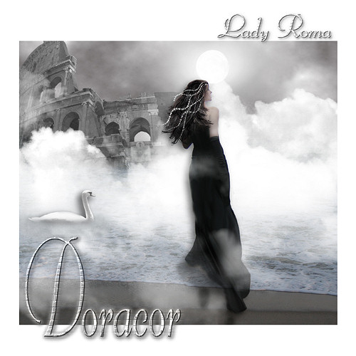 Doracor Lady Roma album cover