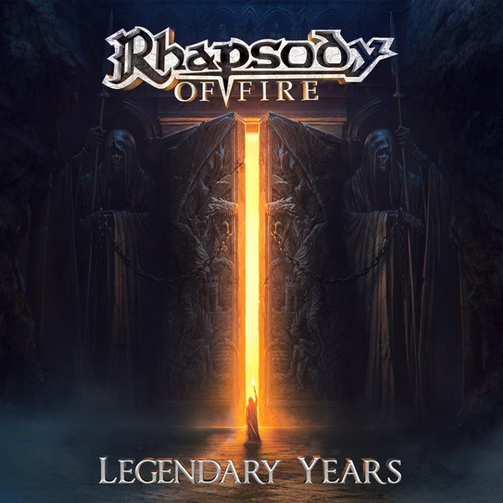 Legendary Years by RHAPSODY (OF FIRE) album cover