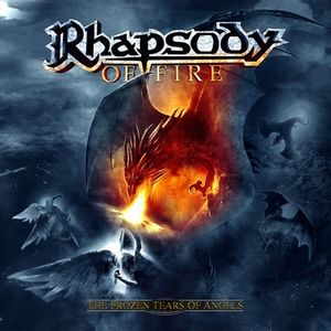 Rhapsody (of Fire) Frozen Tears Of Angels album cover