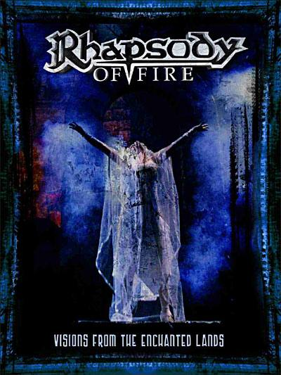 Rhapsody (of Fire) Visions From The Enchanted Lands album cover