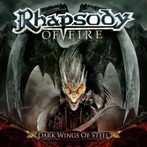 Rhapsody (of Fire) Dark Wings Of Steel album cover