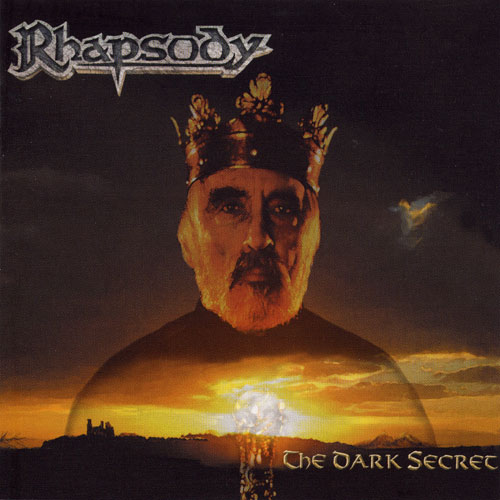 Rhapsody (of Fire) The Dark Secret album cover