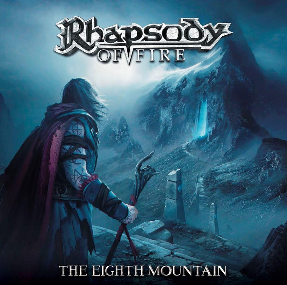 Rhapsody (of Fire) The Eighth Mountain album cover