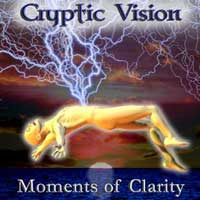 Cryptic Vision - Moments of Clarity CD (album) cover