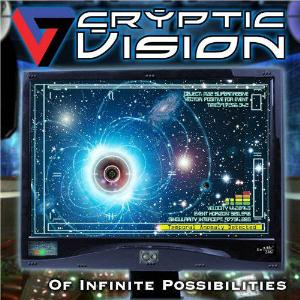 Of Infinite Possibilities by CRYPTIC VISION album cover