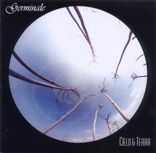 Germinale - Cielo e Terra CD (album) cover