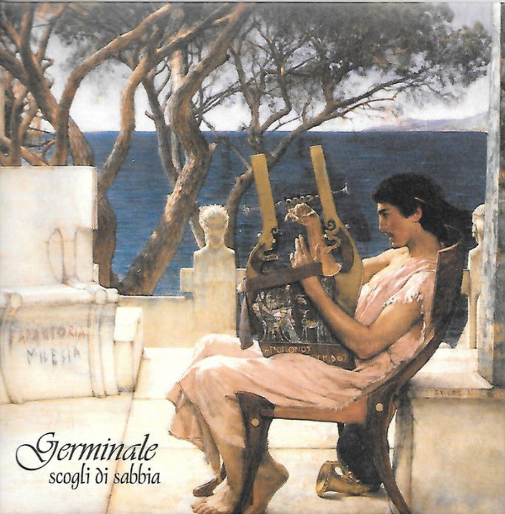 Germinale - Scogli Di Sabbia CD (album) cover
