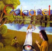 Galadriel - Galadriel CD (album) cover