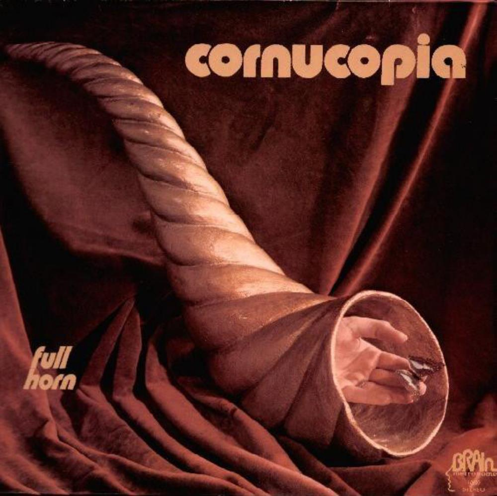 Full Horn by CORNUCOPIA album cover