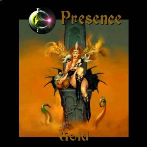 Presence - Gold  CD (album) cover