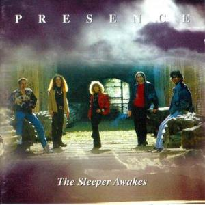 The Sleeper Awakes  by PRESENCE album cover