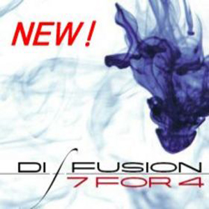 7 for 4 - Diffusion CD (album) cover