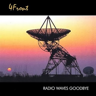 4 Front Radio Waves Goodbye album cover