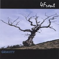 Gravity by 4 FRONT album cover